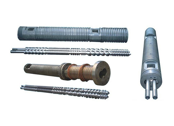 Stainless Steel Double Screw Barrel